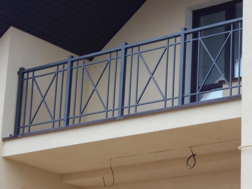 Перила витые и ограждения для балкона фото
